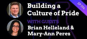Gut + Science Brian Helleland Mary-Ann Perez