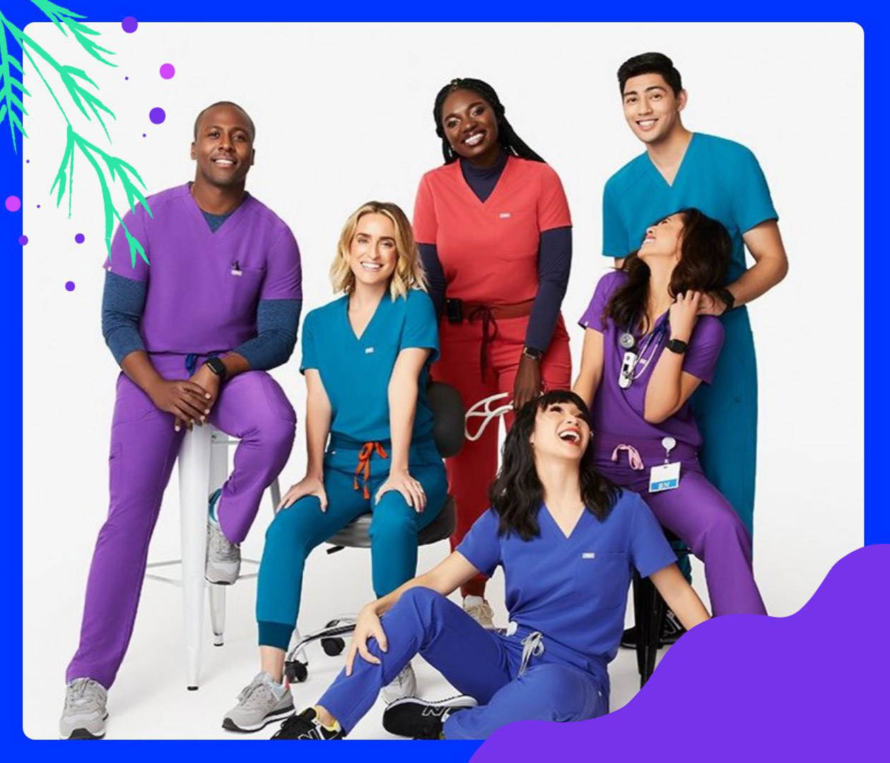 Wear Figs Scrubs for Modern Healthcare Workers