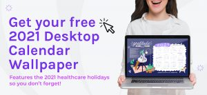 Get your free 2021 Calendar for your Desktops at Wambi.org