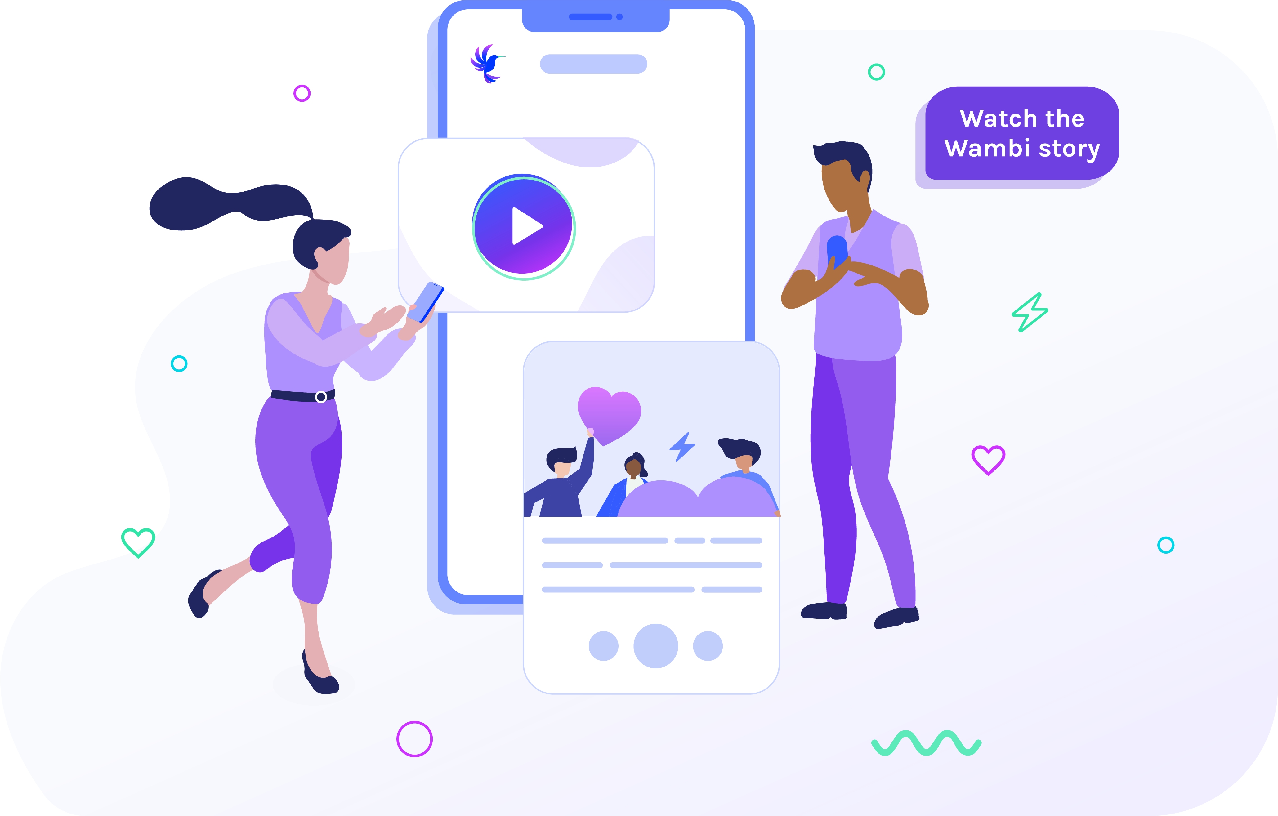 Wambi is an employee recognition platform created by Alex Coren