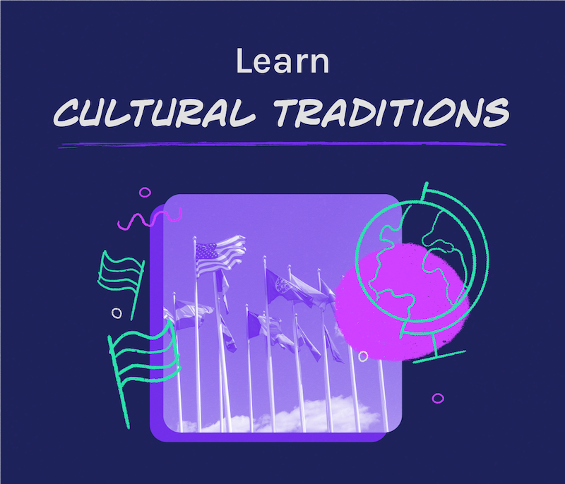 learn about different cultures connect virtually