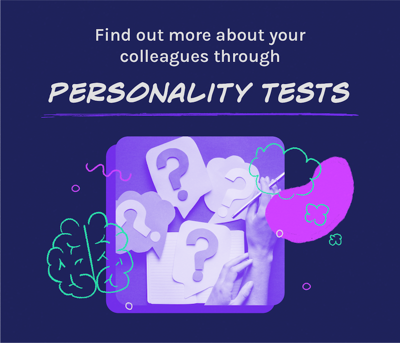 take a personality test with your healthcare team