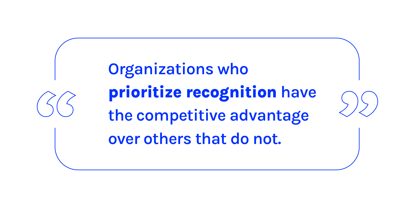 Fighting Turnover by Prioritizing Recognition