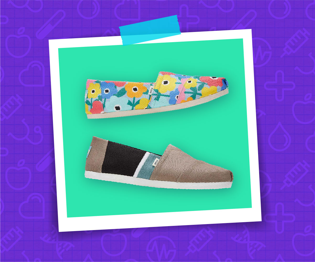 TOMS Classic Shoes Best Gifts for Nurses