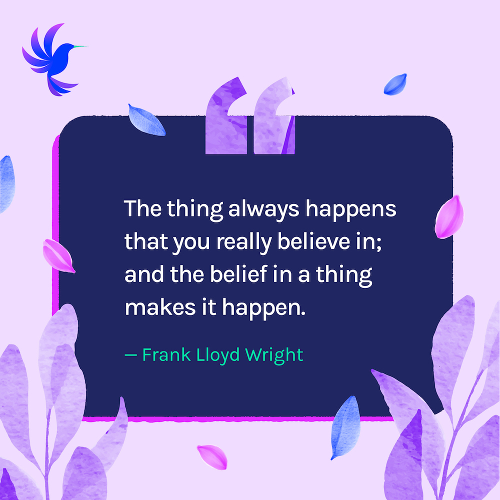 Motivational Quotes About Belief