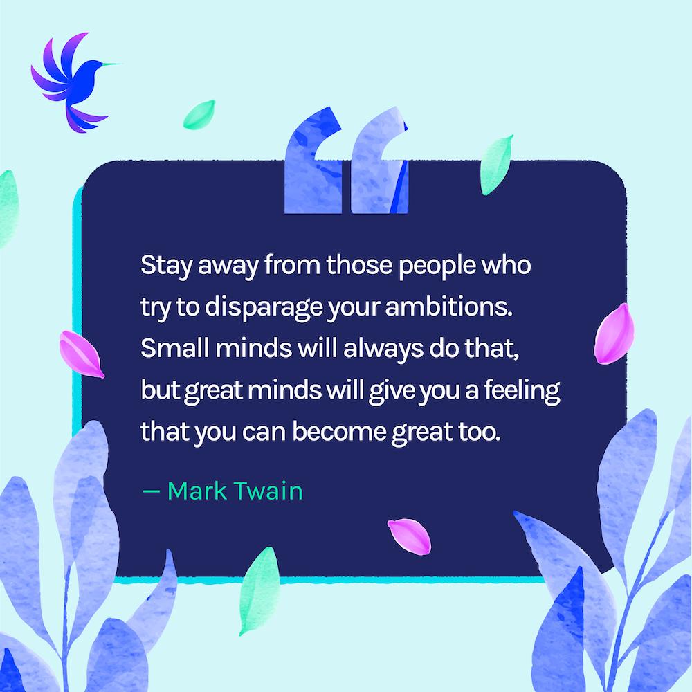 Mark Twain Motivational Quotes To Spark Joy Wambi.org