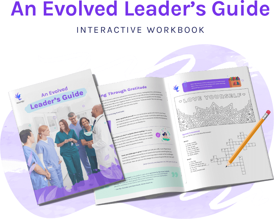 An Evolved Leader's Guide Workbook from Wambi